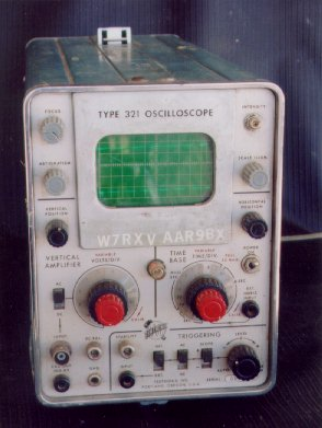 The Museum of Tektronix Scopes