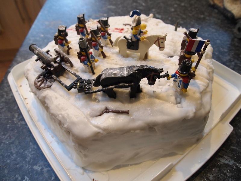 Napoleonic Christmas Cake Pirate Mocs Eurobricks Forums