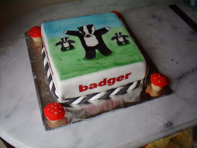 Happy Birthday to Badger! Badger4