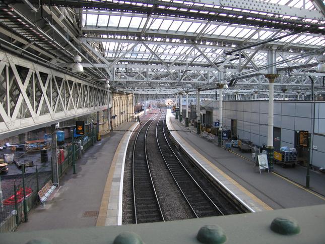 Edinburgh Waverley