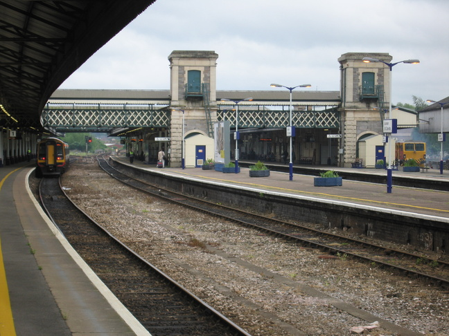 St davids train station