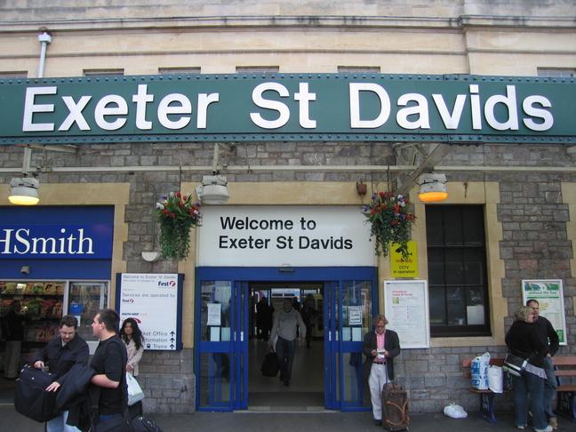Exeter St Davids