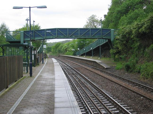 Ivybridge Station Car Park