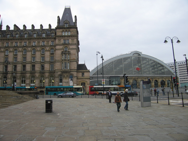 Liverpool Lime Street Hotel And Trainshed