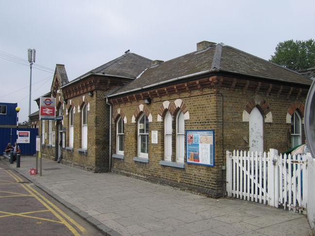 Walthamstow Station Car Park