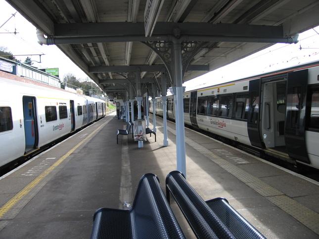 Bishops Stortford Station Car Park