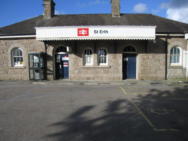 St Erth