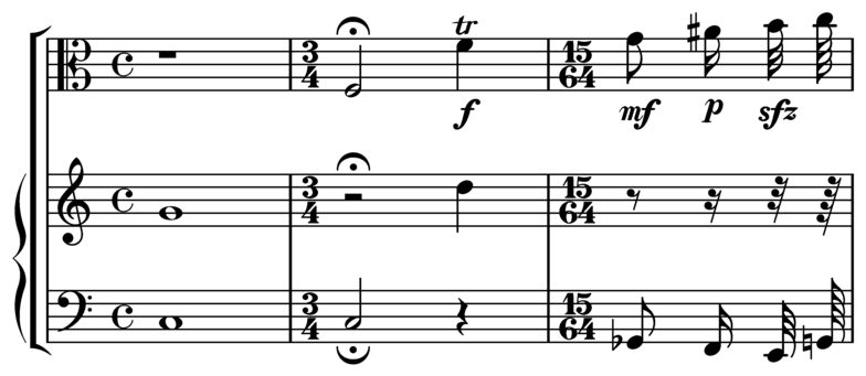 Gonville A Font Of Musical Symbols Compatible With Gnu Lilypond